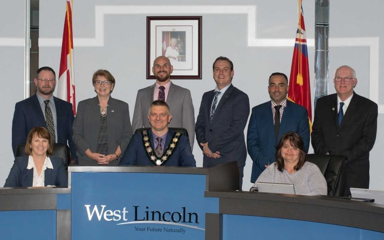 Mayor and Councillors of West Lincoln
