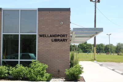 Wellandport Library
